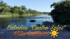 CABAÑAS CUATRO SOLES